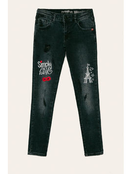 Guess Jeans - Jeansy dziecięce Miraculous 113-157 cm
