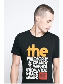 Pepe Jeans - T-shirt Philosophy by Andy Warhol