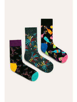 Happy Socks - Skarpetki New Year's Gift Box