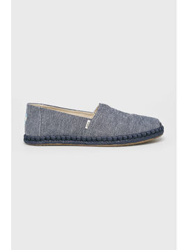 Toms - Espadryle Chambray On Rope
