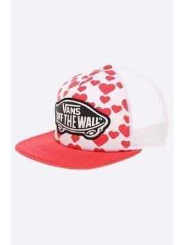 Vans - Czapka Beach girl trucke hearts