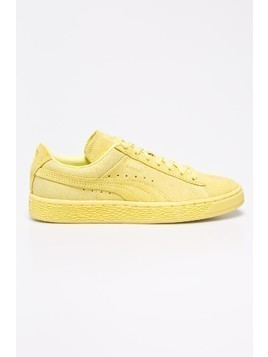 Puma - Buty Suede Classic Casual Emboss