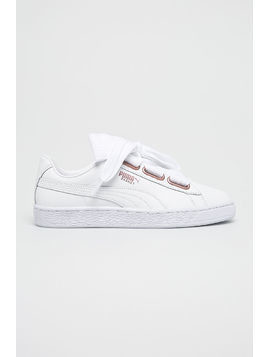 Puma - Buty Basket Heart Leather