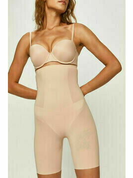 Spanx - Szorty modelujące Thinstincts High-Waisted