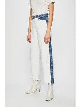 Pepe Jeans - Jeansy Edie Mix Culotte