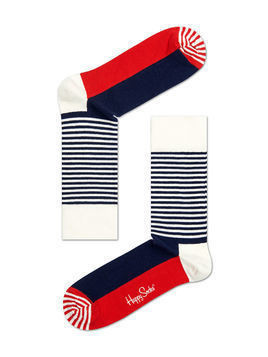 Happy Socks - Skarpety Stripe Half