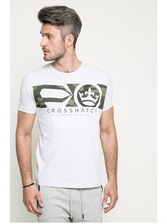 Crosshatch - T-shirt