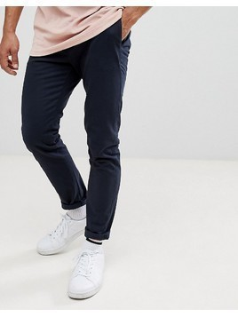 Weekday Wood Chinos Slim Fit - Blue