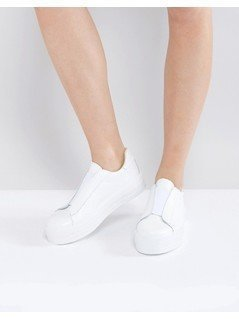 Warehouse Elastic Trainer - White