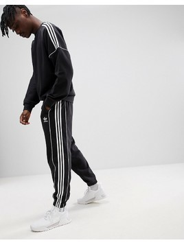 adidas Originals Nova Retro Joggers In Black CE4809 - Black