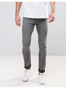 Cheap Monday Tight Skinny Jeans In Crude - Grey