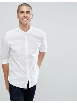Levi's Long Sleeve Pacific Shirt - White