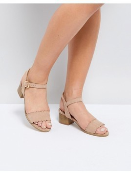 Miss KG Rosie Heeled Sandals - Beige
