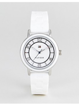 Tommy Hilfiger Nina Watch in White - White