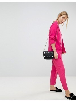 Pimkie Clean Tailored Trousers - Pink