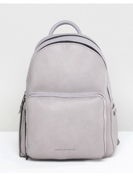 Juicy Couture Zippy Back Pack - Grey