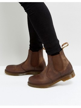 Dr Martens 2976 Chelsea Boots - Brown