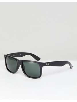 Ray-Ban Wayfarer Sunglasses 0RB4165 - Black