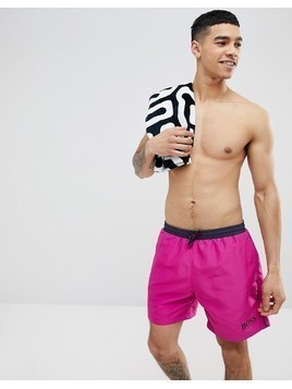 BOSS Starfish Swim Shorts in Pink - Pink