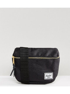 Herschel Supply Co. Fifteen Black Bumbag - Black