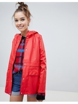 Only rain coat - Red