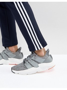 adidas Originals Prophere Trainers In Grey CQ3023 - White