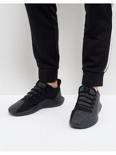 adidas Originals Tubular Shadow Trainers In Black BY4392 - Black