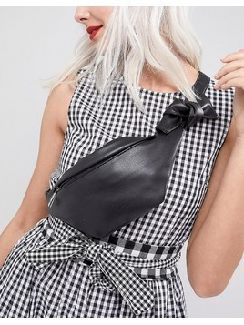 Liquorish Bum Bag - Black