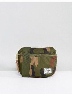Herschel Supply Co Exclusive Fifteen Camo Bumbag - Green