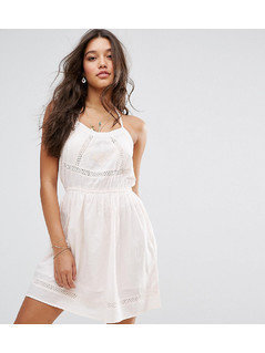 Akasa Beach Dress - White