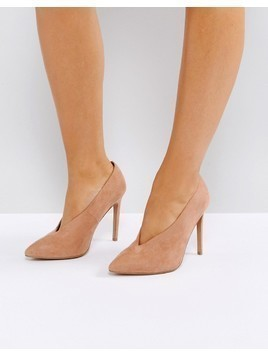 ASOS PRIORITY High Heels - Beige
