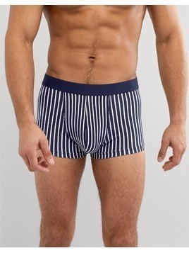 Weekday Dylan Trunks Stripe - Green