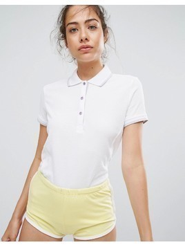 Champion Polo Top - White