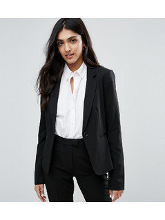 New Look Tall Tailored Jacket - Black
