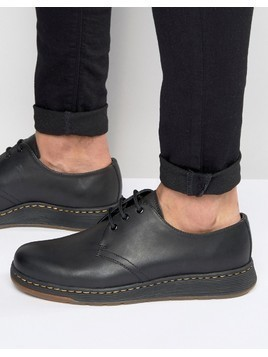 Dr Martens Lite Cavendish 3-Eye Shoes - Black