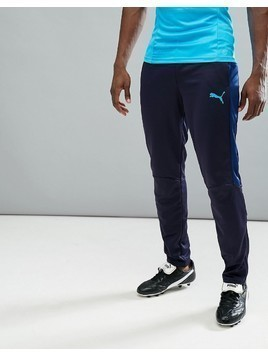 Puma Football evoTRG Training Joggers In Navy 65534050 - Navy