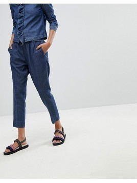 Max&Co Denim Jean Co-Ord - Blue
