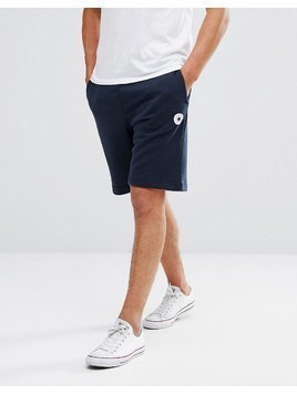 Converse Chuck Patch Shorts In Navy 10004633-A01 - Navy