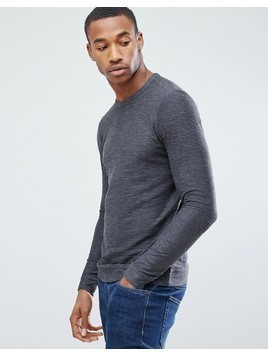 Produkt Light Weight Sweatshirt - Grey