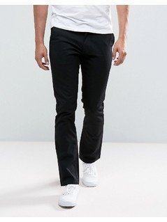 Brixton Reserve Chino in Standard Fit - Black