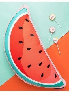 Sunnylife Watermelon Cushion - Multi