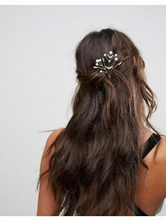 ASOS Occasion Vine Hair Clip - Gold