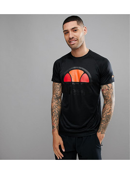 Ellesse Sport T-Shirt With Logo In Black - Black