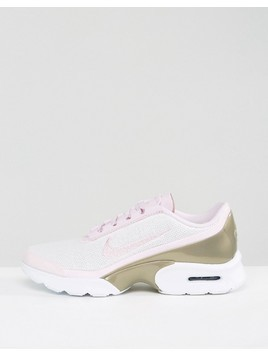 Nike Air Max Jewell Trainers In Pink - Pink