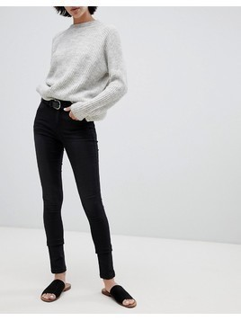 b.Young Lola straight leg jeans - Black