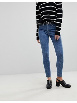 Levi's 721 High Rise Skinny Jean - Blue