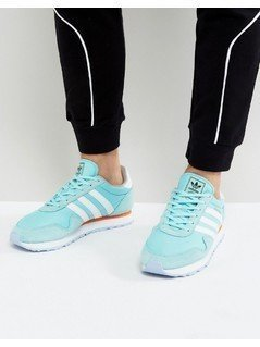 adidas Originals Haven Trainers In Blue BB1289 - Blue