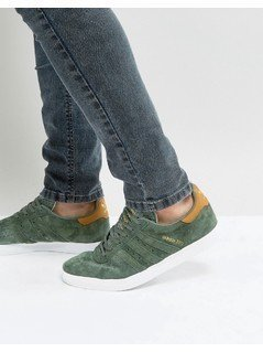 adidas Originals 350 Trainers In Green - Green