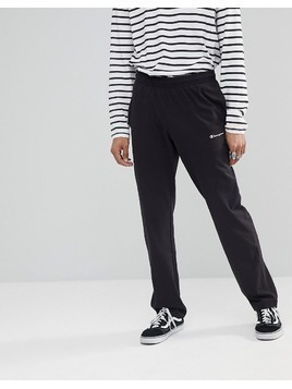 Champion Logo Joggers - Black