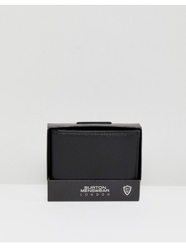 Burton Menswear Wallet - Black